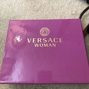 Other - Pink Versace Box